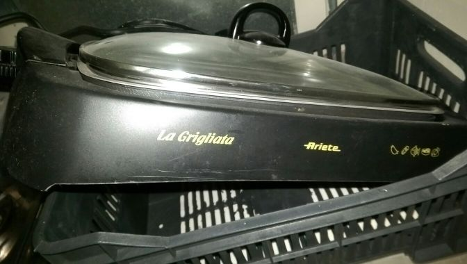 la grigliata mini barbecue