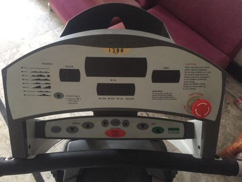 New Treadmill