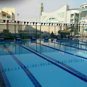 swimming instructor / coach