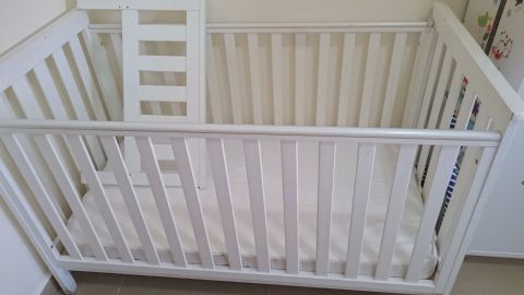 infant baby bed