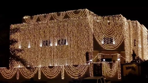 House lighting for occasions