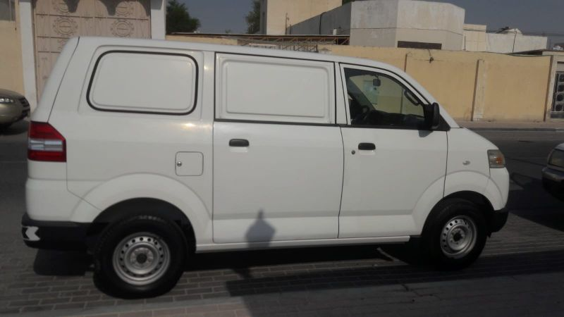 suzuki apv van for sale