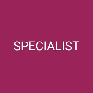 Specialist Mathematician  Available