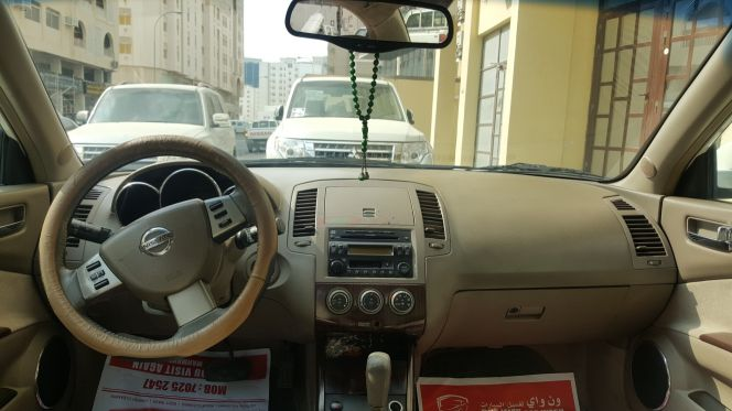 Nissan Altima 3.5 Full Option for sale