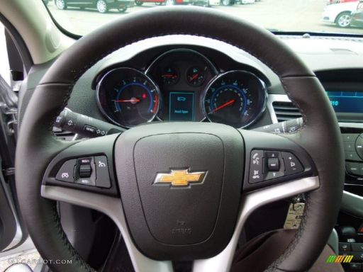 steering cruze 2013 required