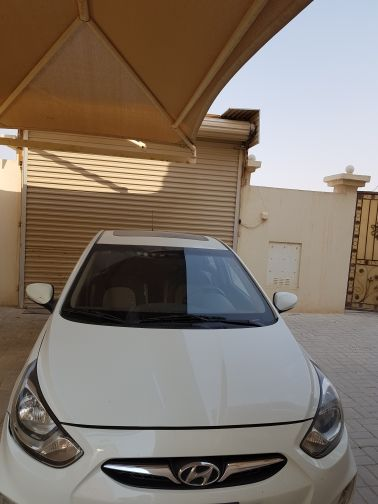 Accent 2013 perfect condition
