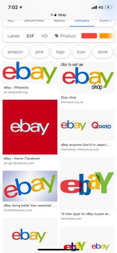 Someone with ebay account