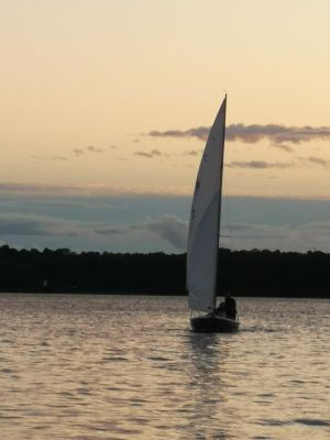 Sailing Dinghy wanted