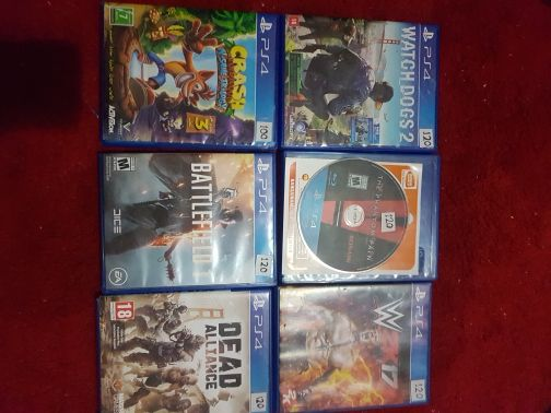 PS4 SALE AND EXCHANGE