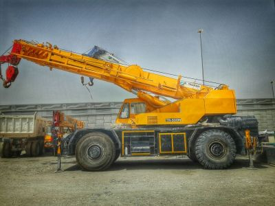 Mobile Cranes for rent
