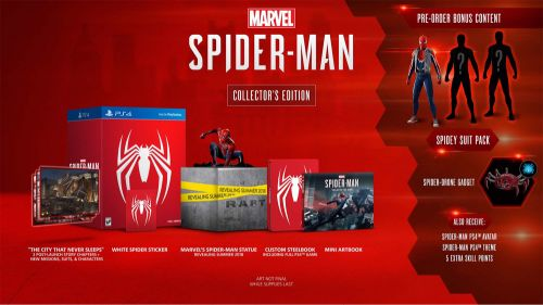 Wanted Spiderman collectors ed.