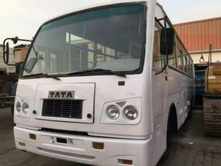 tata bus 66 seat for rent