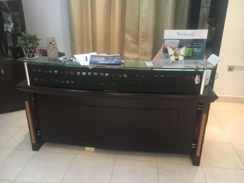 Reception for sale