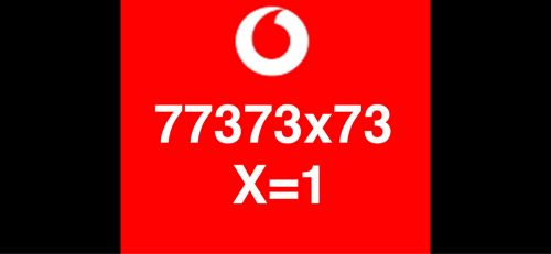Special numbers