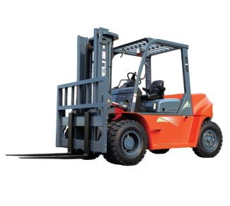 forklift 7 ton installment