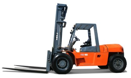 forklift 10 ton installment