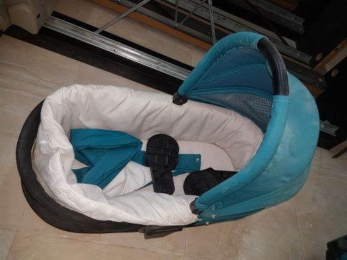 Baby Stroller and Car Bed