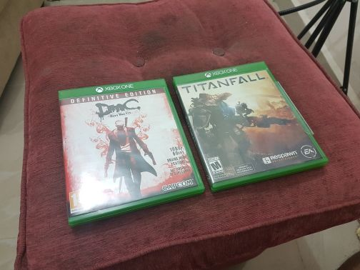 Devil May Cry and Titanfall for Xbox One