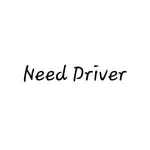 Need Driver fast
