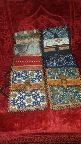 hand made  bags