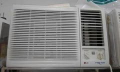 Window LG AC FOR SALE AVAILABLE.