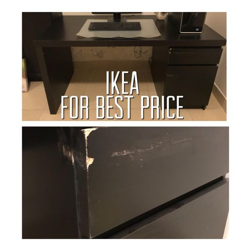 IKEA COMPUTER TABLE (Negotiable)