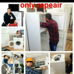 AC, Fridge & Washing Machine Repair -557