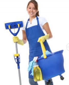 A new cleaning company is required at a