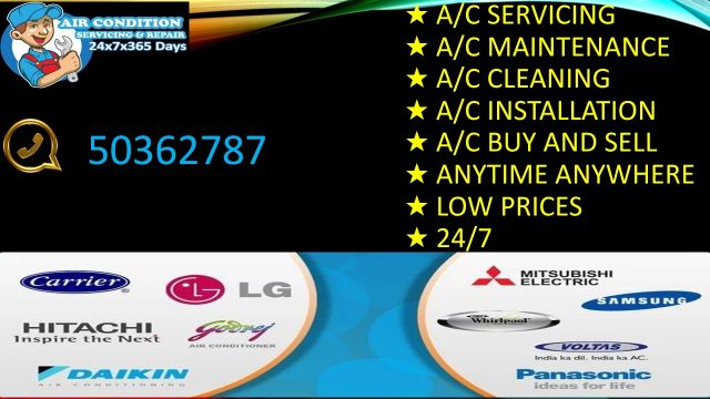 ac installation and fixing,buy and sell