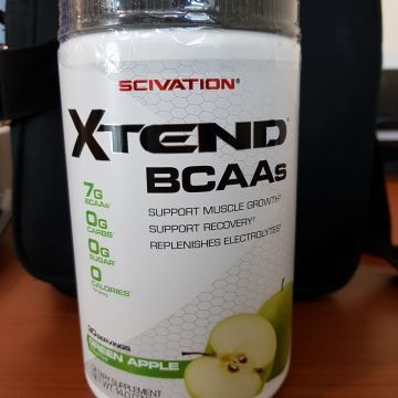 bcaa xtend 30 and 90