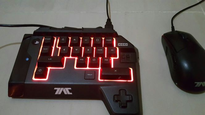 mouse and keyboard ps4