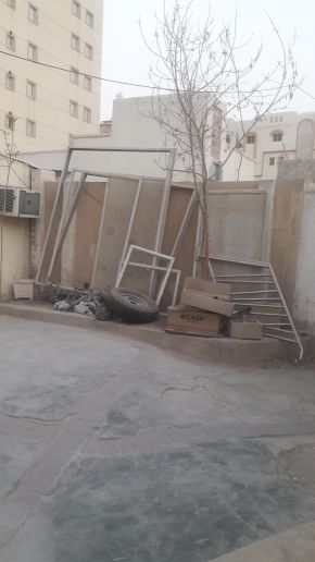 aluminium  for sale 500 riyals only