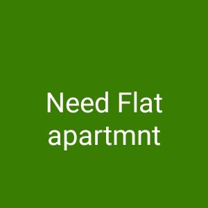 Need flat/apartment for family