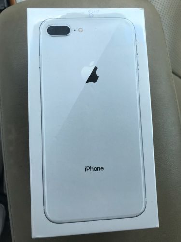 New iPhone 8 plus