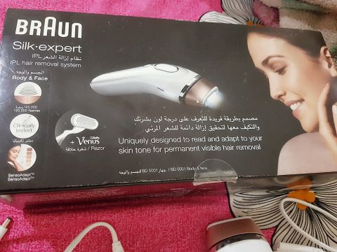 laser hair remover