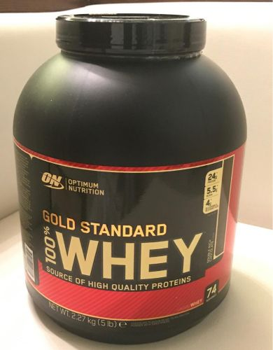 Whey gold standard for sale !!