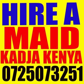 HOUSE MAIDS FROM KENYA