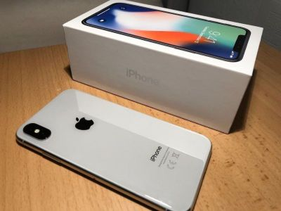 Iphone x 256 silver sale or swap