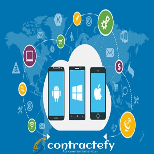 Develop of all app of Android and IOS