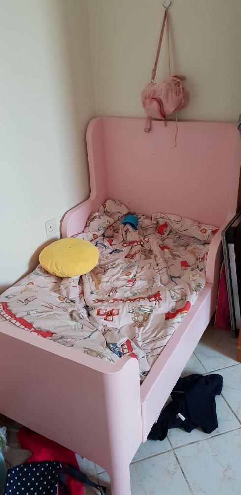 child bed from Ikea