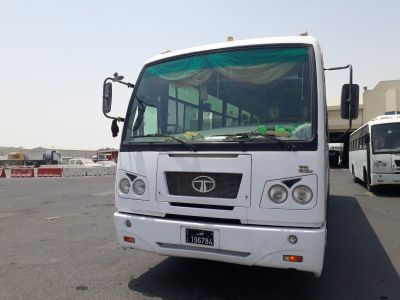 buss for rent