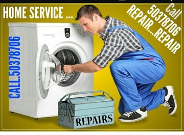 REPAIR WASHING MACHINE CALL