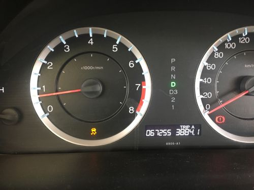 Only 76000km accord