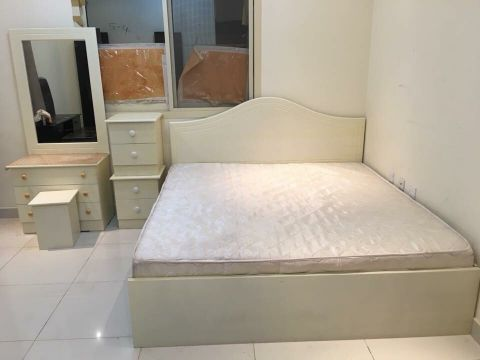Double Bed Set WithOut Cupboard