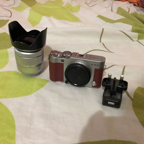 FOR SALE: FUJIFILM A-X3