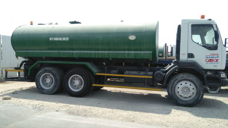Water tank is required for rent