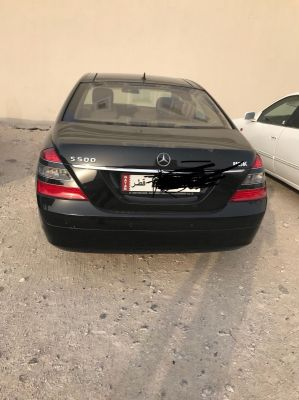 Mercedes S500 perfect condition