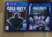 Bo3 And WW2 For Sale