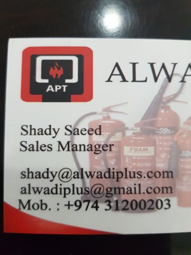 alwadiplus fire system and electrical