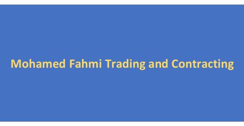 M F TRADING & CONTRACTING